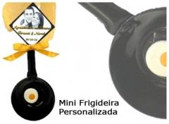 Lembranças & Lembranças - Mini Frigideira Personalizada
