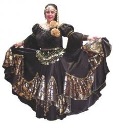 Sumaia roupas ciganas