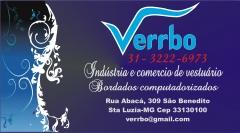 CARTÃO VERRBO