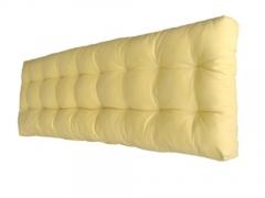 Almofada futon decorativa em tecido sarja