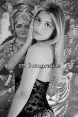 Book modelo feminino