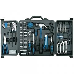 Maleta com ferramentas 160 pcs br tools