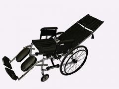Cadeira de rodas com elevaçao de perna
