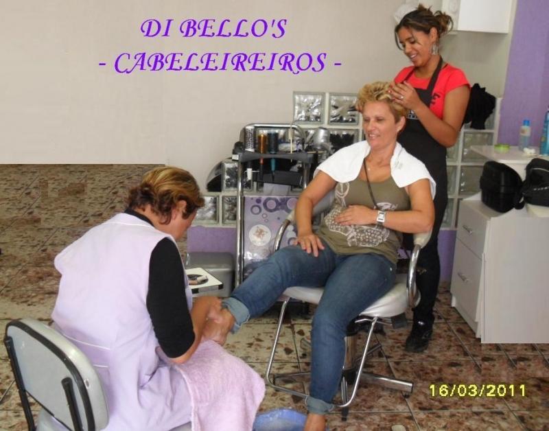 DI BELLOS CABELEIREIROS