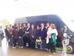 Todas 15 passageiros com muito conforto