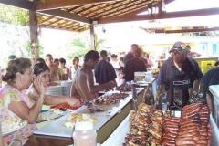 Servi�o buffet opcional - churrasco para festas de confraterniza��o, formaturas, aniversarios