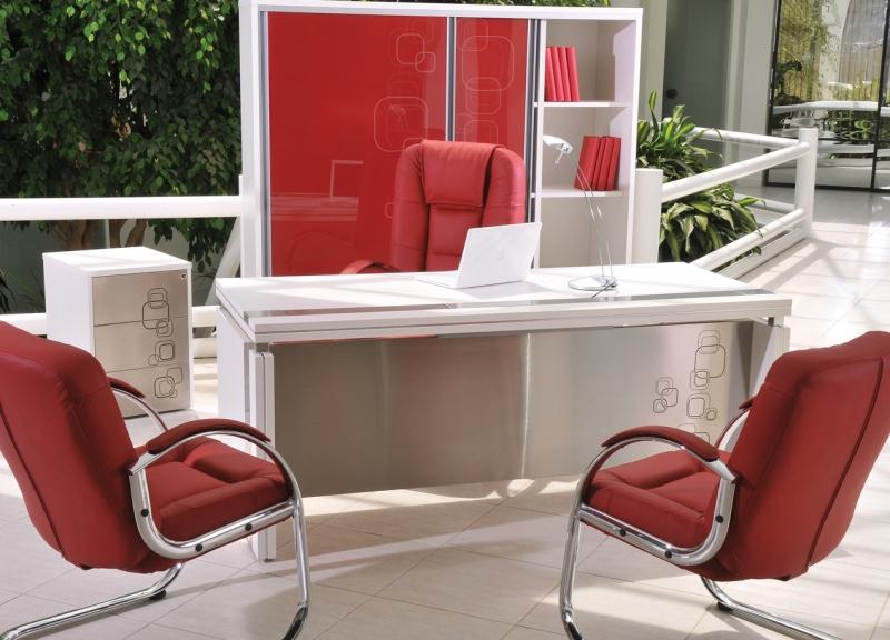 Foto mesa para escritorio ergonomia loja de mveis para for Escritorio ergonomico