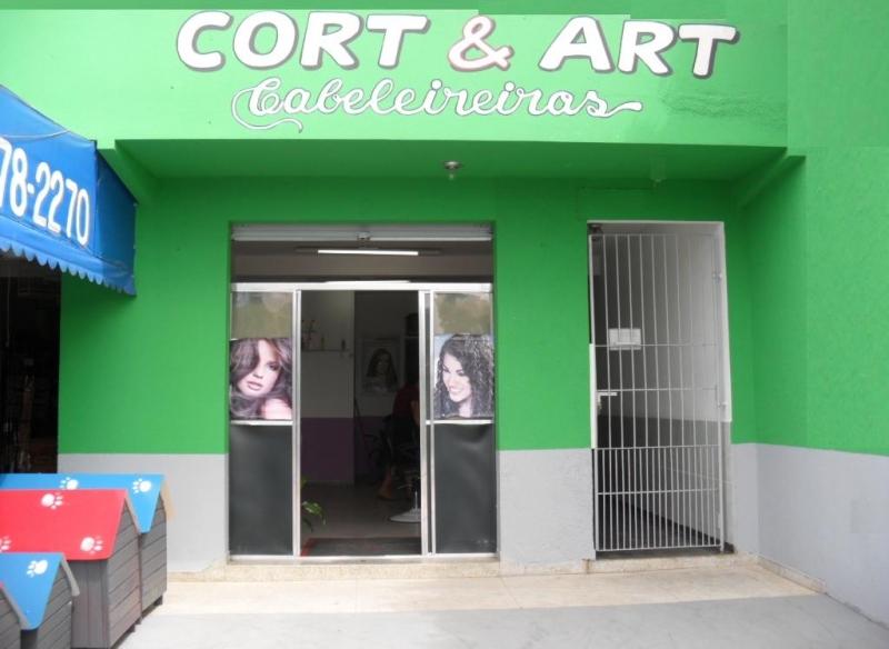 CORT & ART CABELEIREIROS