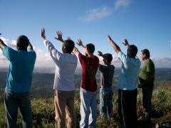 Oração monte bateias
