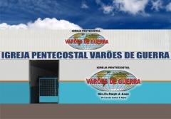 Foto 7 religião no Minas Gerais - Igreja Pentecostal VarÕes de Guerra