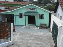 Templo antigo da ipub xaxim