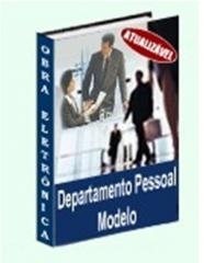 Departamento pessoal modelo