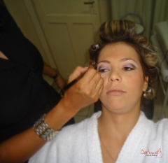 Maquiagem carlucia noivas