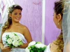 Dia da noiva, carlucia noivas, maquiagem noivas