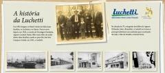 A História dos 70 anos da Luchetti - Linha do tempo