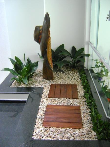 Jardim interno - MC3