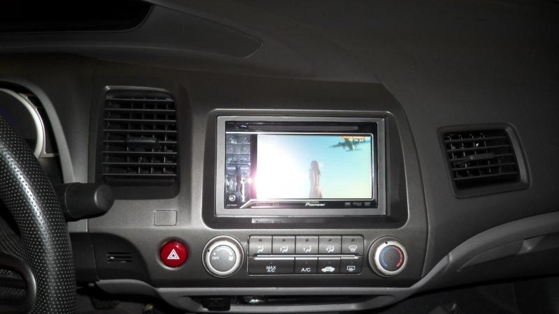 DVD Pioneer 3280 - New Civic.