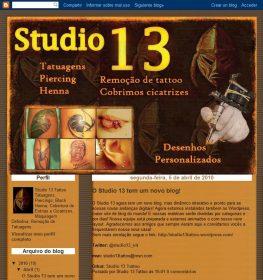 Studio 13 Tattoo