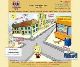 Ong Pró-Crianças e Jovens Diabéticos Ong Jd