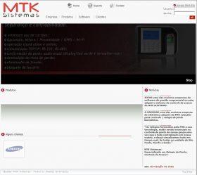 Mtk Sistemas de Controle e Relogio de Ponto