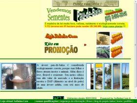 Sementes Sobalsa.com -  Pau de Balsa