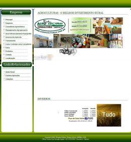 Agrocultura Consultoria Agrícola e Comércio de Insumos Agrícolas