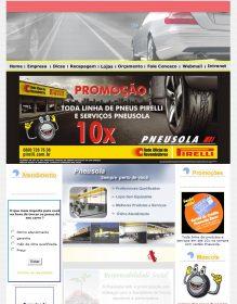 Revenda Oficial Pirelli - Pneusola