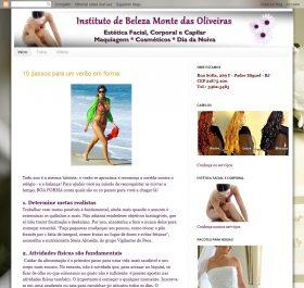 Instituto de Beleza Monte das Oliveiras