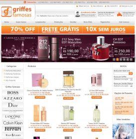 Griffes Famosas Perfumes Importados