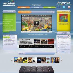 Cinema Arcoris Shopping Calado