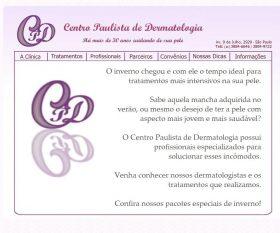 Centro Paulista de Dermatologia