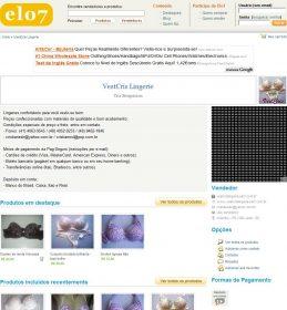 Vestcris Lingerie - Www.vestcrislingerie.elo7.com.br