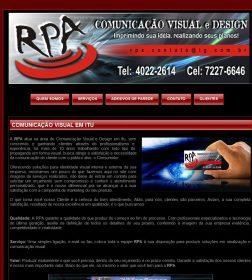 Rpa - Comunicação Visual e Design - Itu e Região