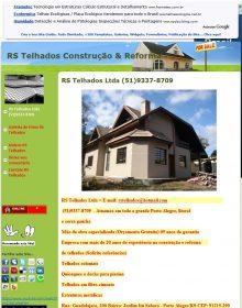 Construção & Reforma Telhado Porto Alegre Rs Telhados Me