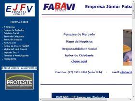 Empresa Júnior Fabavi