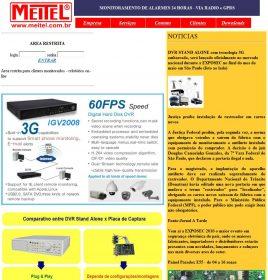 Meitel Monitoramento de Alarmes 24H