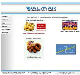 Valmar Distribuidora de Alimentos Ltda.