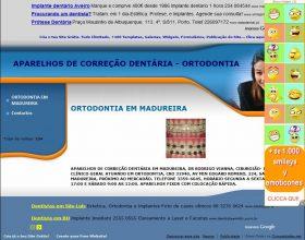 DR ULISSES - Ortodontia Madureira -  3359-6645