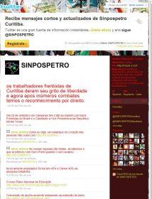 Siga Este Link Http://twitter.com/sinpospetro