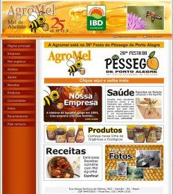Agromel Mel de Abelhas
