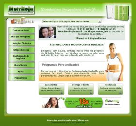 HERBALIFE - Distribuidor Independente - S�o Paulo
