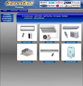 Split System - Servisul