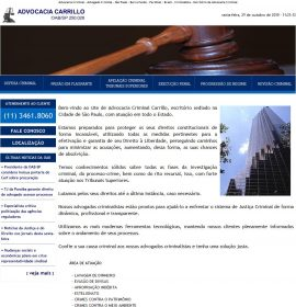 Advocacia Criminal Carrillo